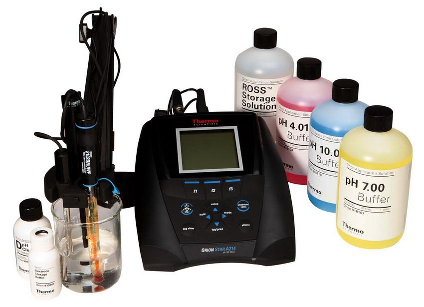 奥立龙Orion 专业型台式pH/lSE离子浓度测量仪410P-01A