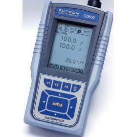 Eutech优特CyberScan CD650便携式多参数水质分析仪