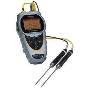 优特EUTECH Temp 300双通道热电偶式温度测量仪Temp300