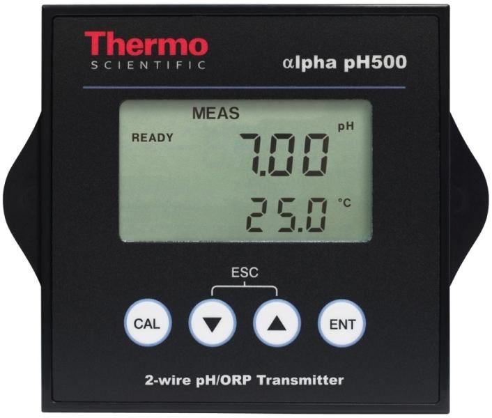 奥立龙Orion αlpha-pH500两线制pH/ORP变送器pH500